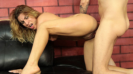 Danielle Sky Gets Fucked From Behind